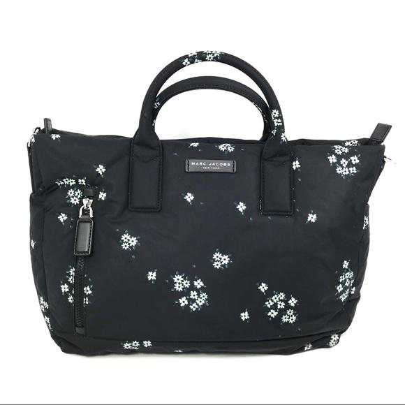 a87403ee4b Marc Jacobs Floral Baby Diaper Bag Tote Handbag